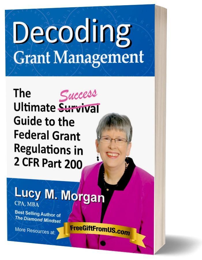 Decoding Grant Management Book