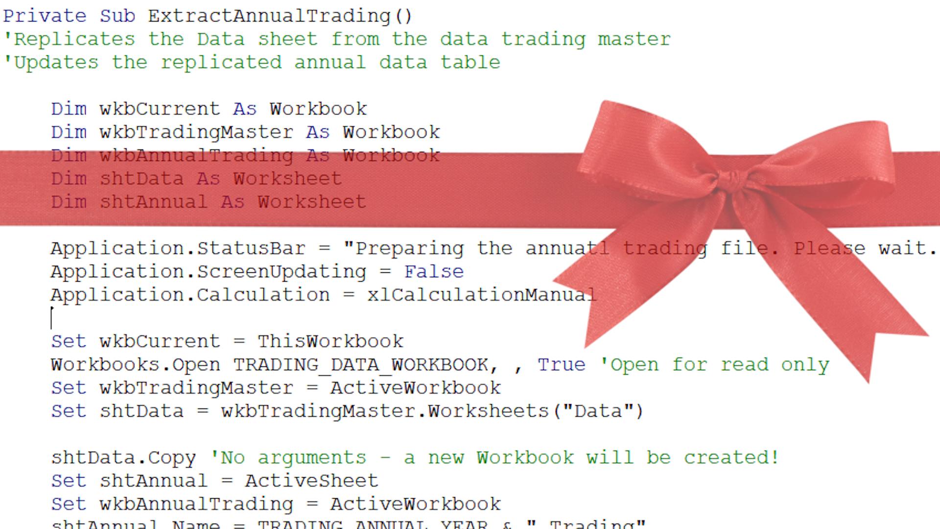 Excel VBA 105 Functions Pack by Mor Sagmon