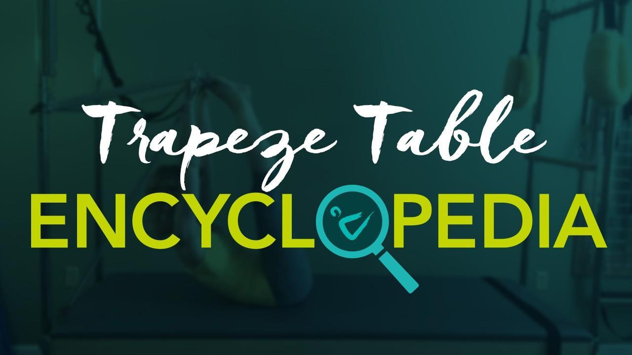 Trapeze Table Repertoire