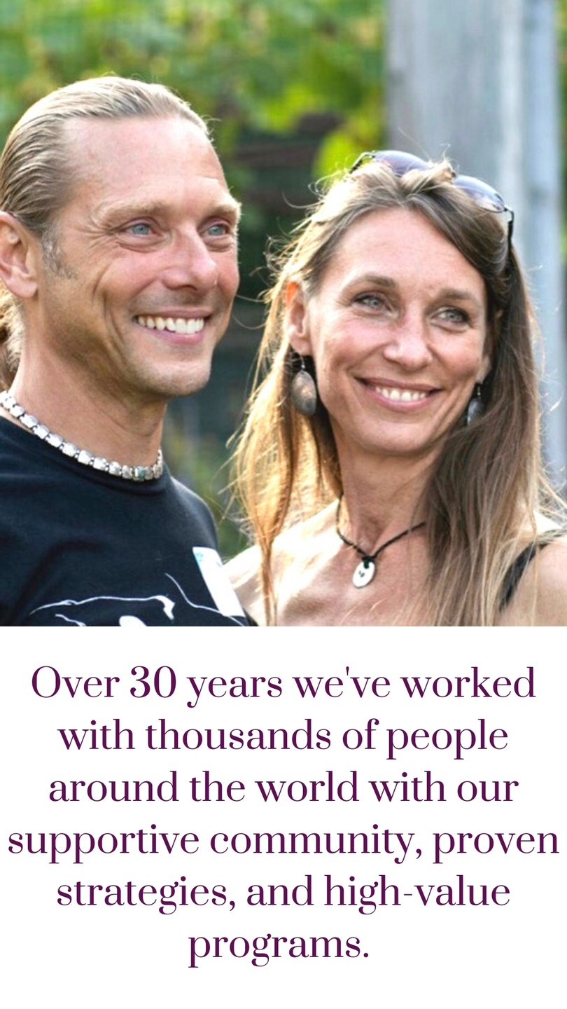 stacy and markus naugle of your vegan family