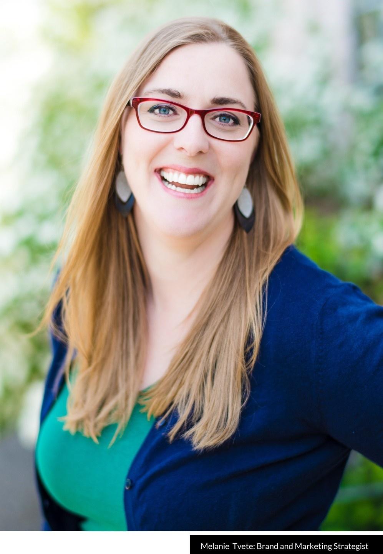 Melanie Tvete Branding and Marketing