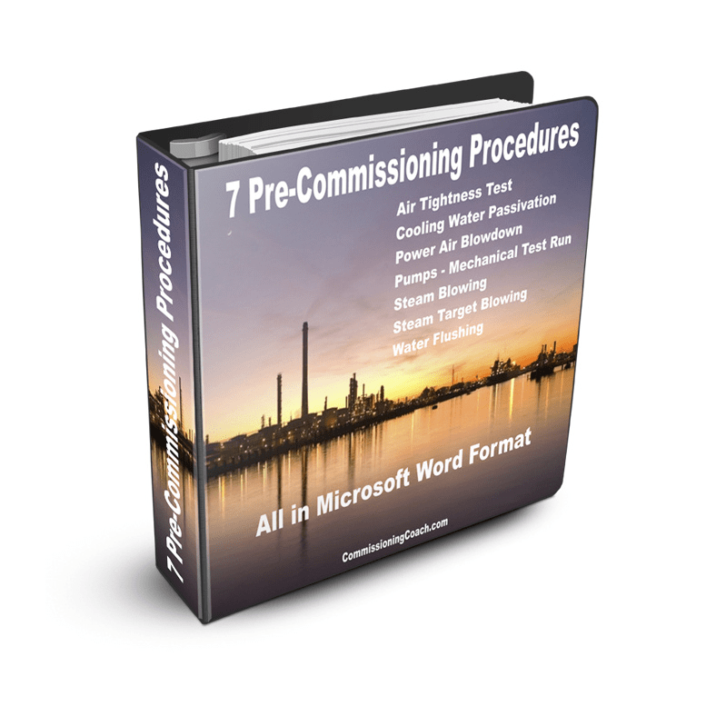 7 Pre-Commissioning Procedures - Download it now!