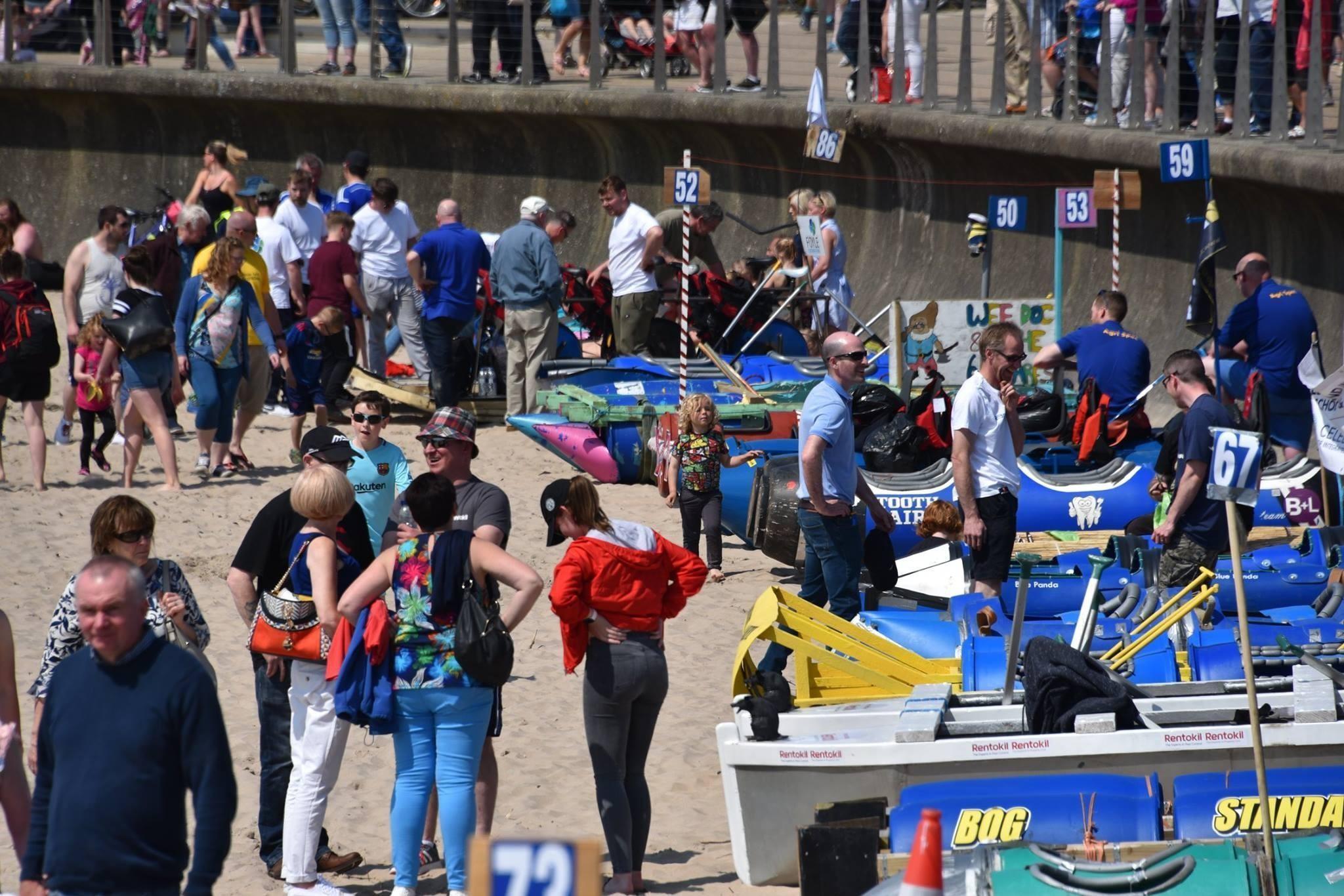 Portrush Raft Race 2020