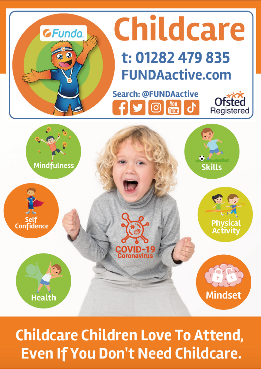 FUNDA Holiday Camps & Childcare