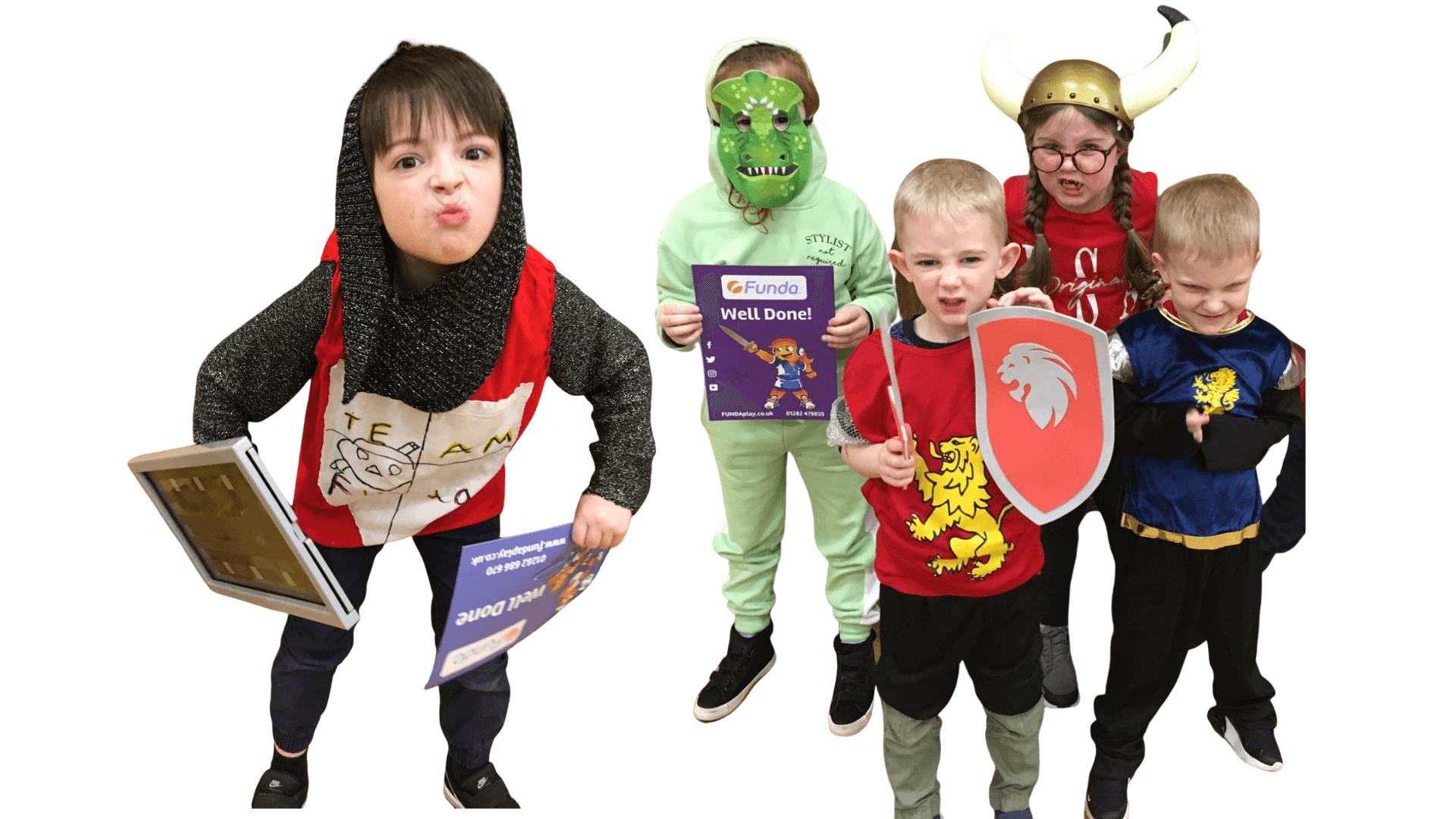 Kids activity theme days