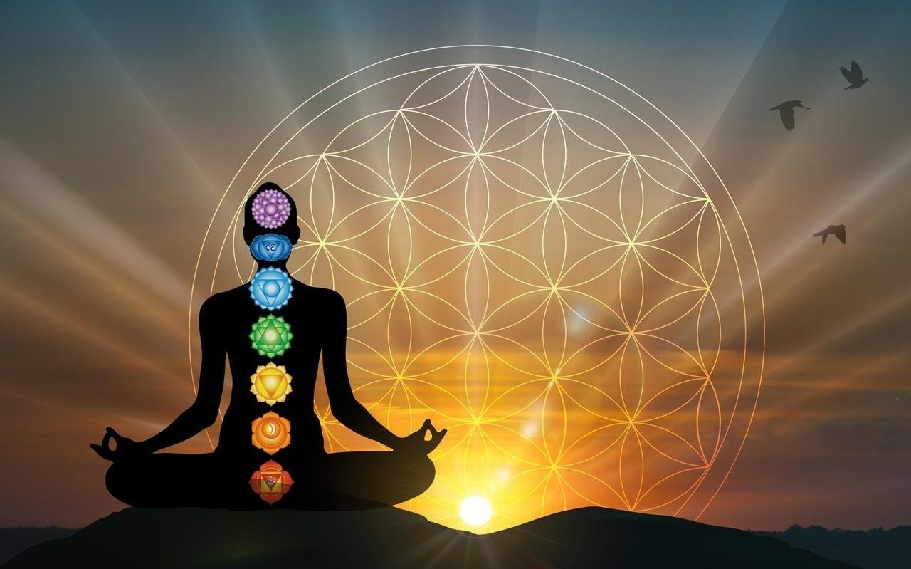 Meditation Bliss Healing Chakra