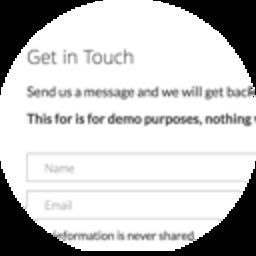Contact Demo