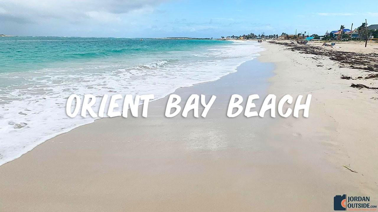 Orient Bay Beach at St. Martin