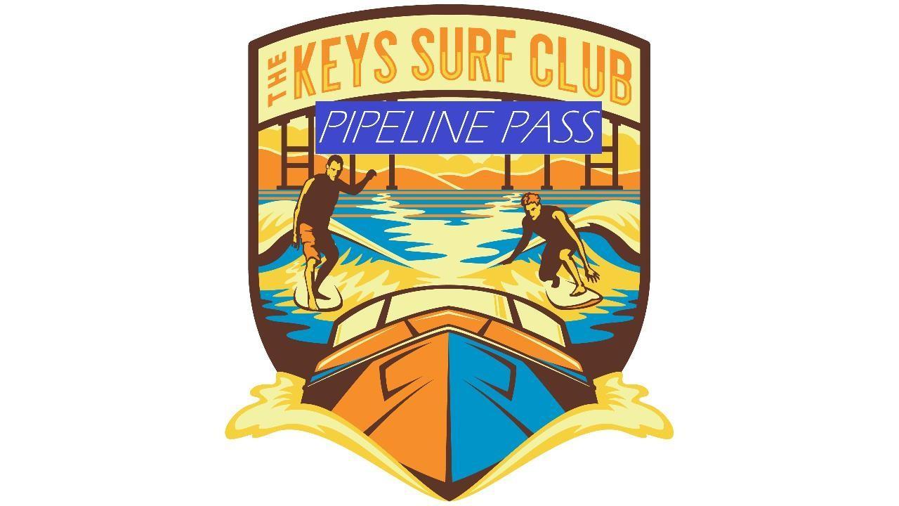 keys surf club pipeline pass