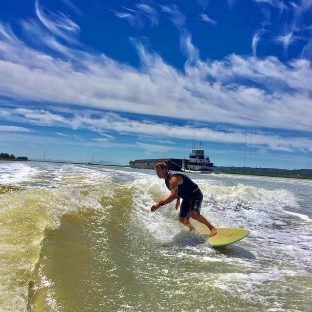 surf technique training - how to sign up