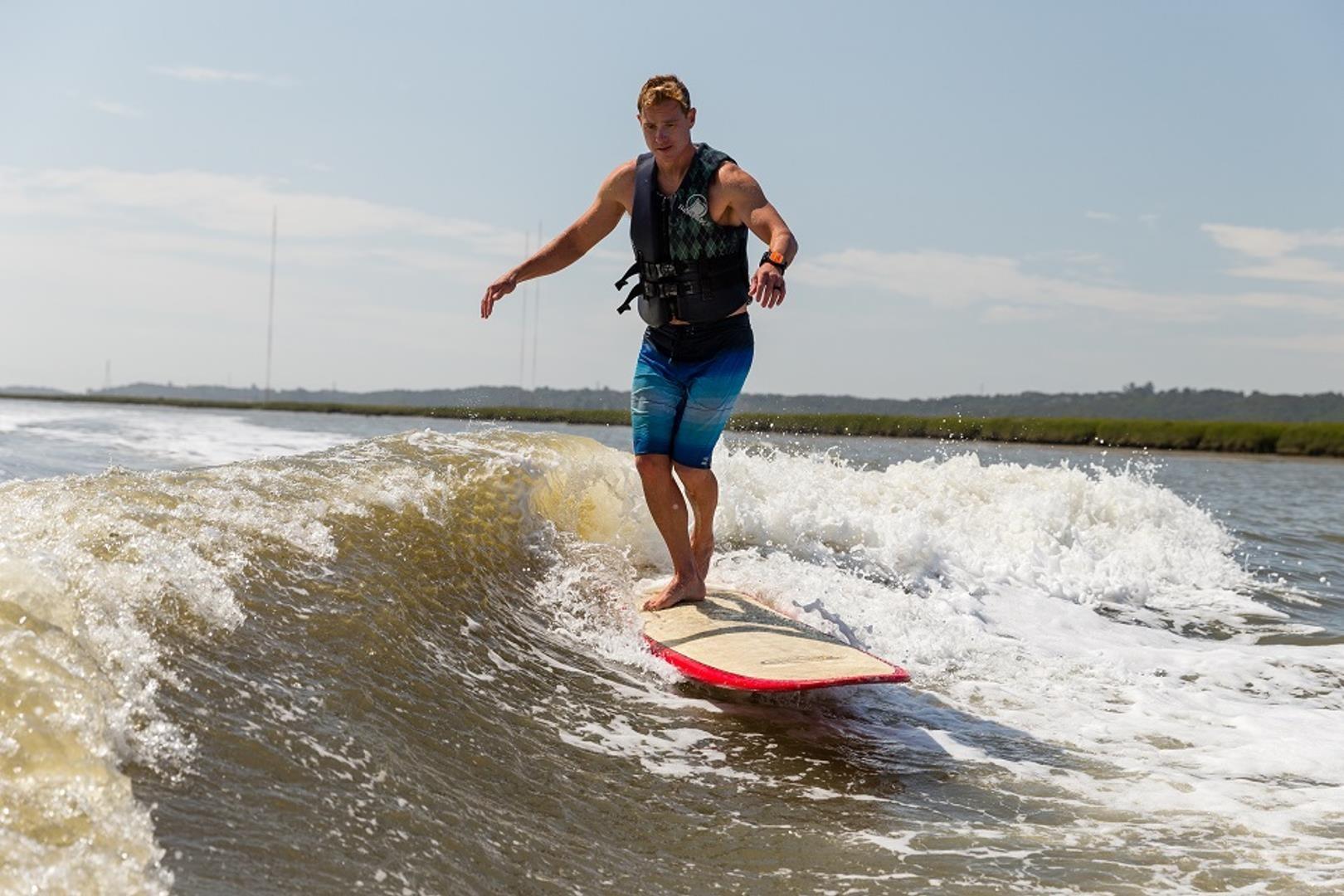 surf technique training cross step