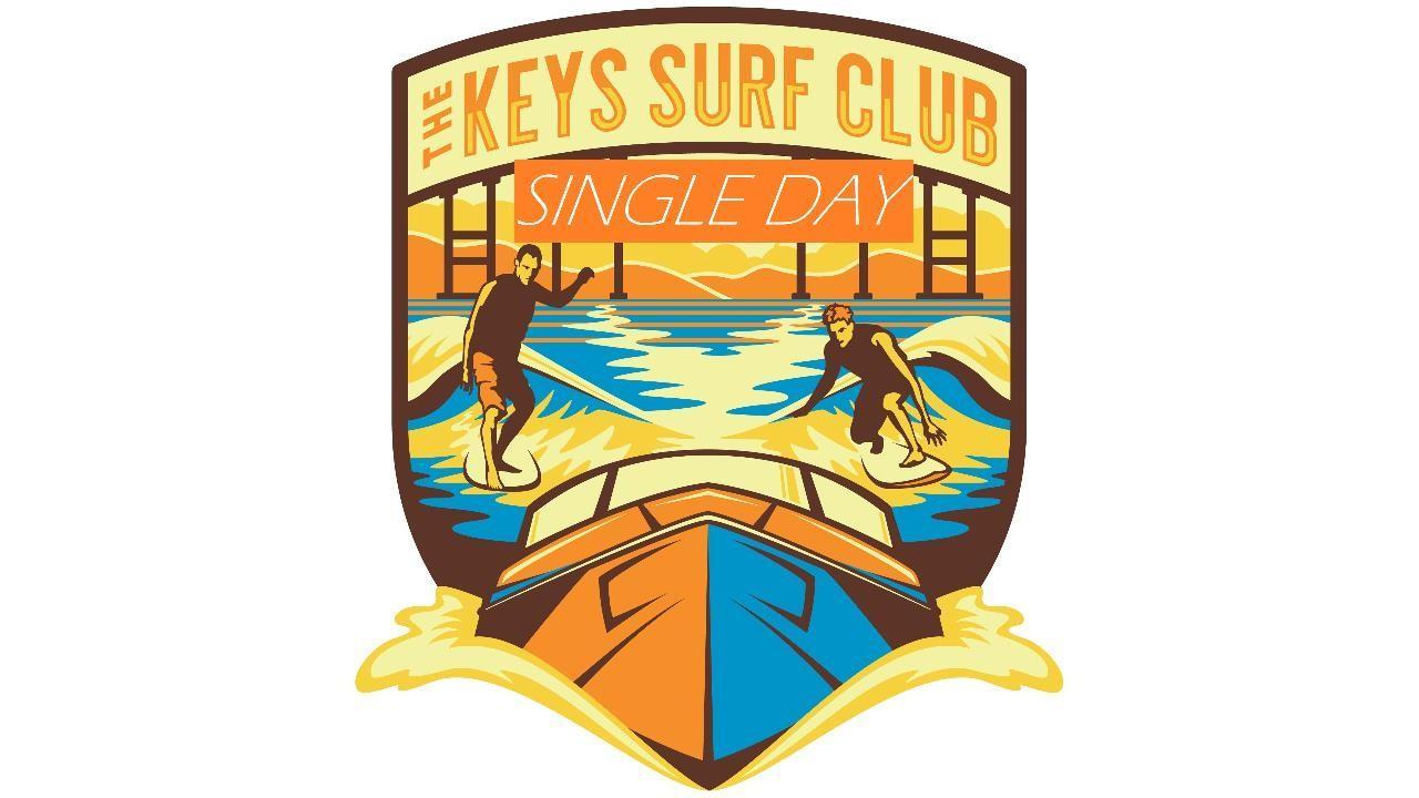 keys surf club single day pass