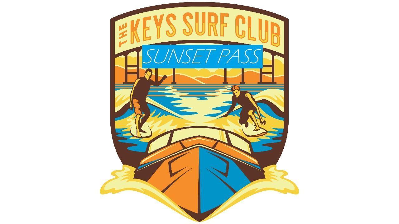 keys surf club sunset pass