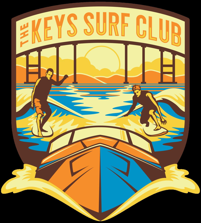 The Keys Surf Club logo