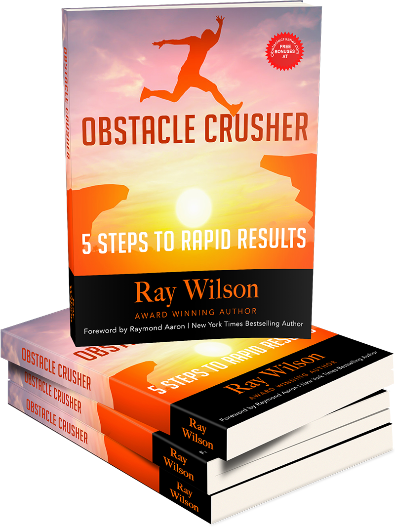 Obstacle Crusher Book