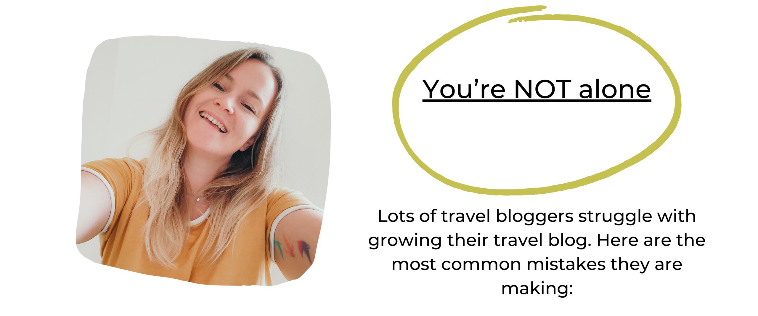 best travel blog course
