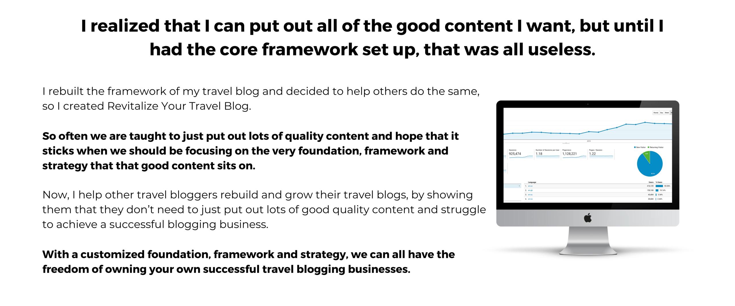 travel blogging courses