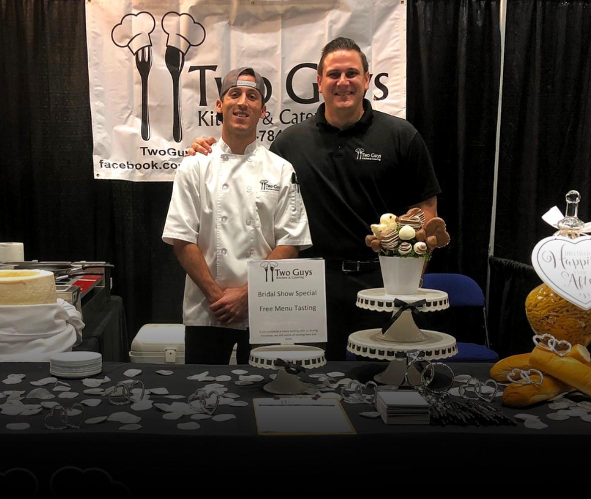 Two Guys Kitchen & Catering, Member Stories, Restaurant Prosperity Coaching, David Scott Peters