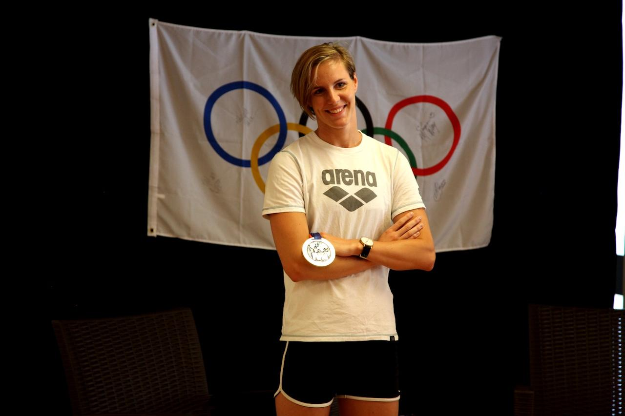 APW mentor - Bronte Campbell