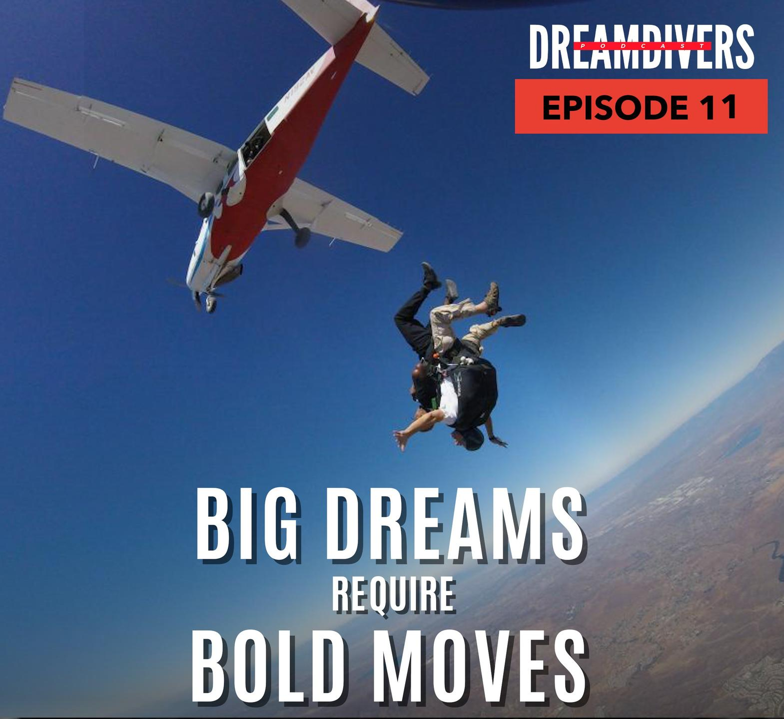 The DreamDivers Podcast Episode 7