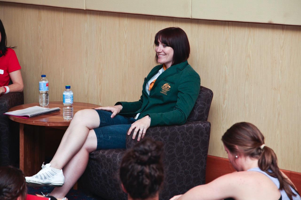APW Mentor: Anna Meares