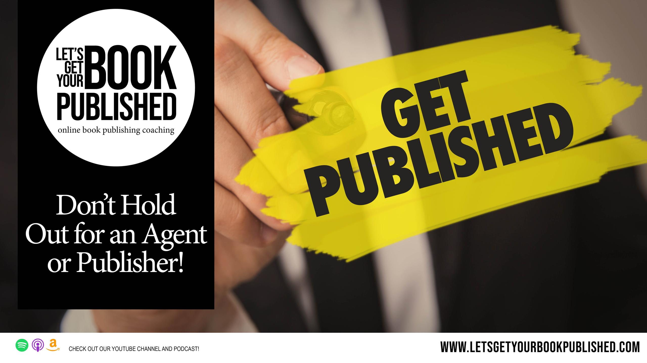 Lets Get Your Book Published
