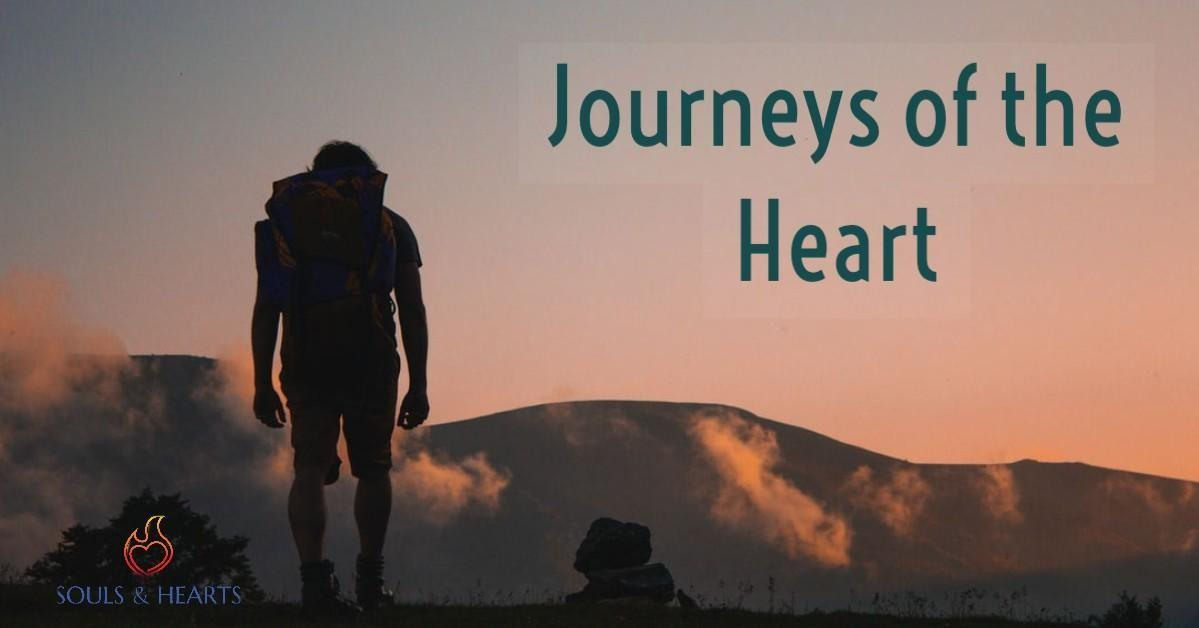 Journeys of the Heart, personal stories Catholic therapists mental health