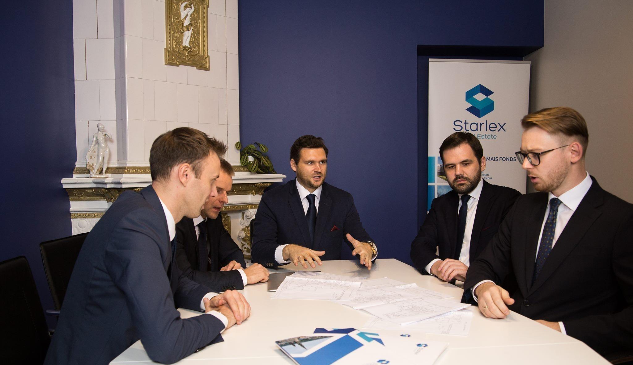 Starlex Investment piedāvājums investoriem