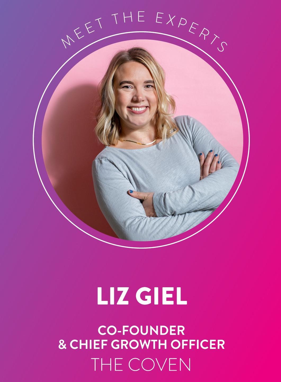 Liz Giel, Cofounder The Coven
