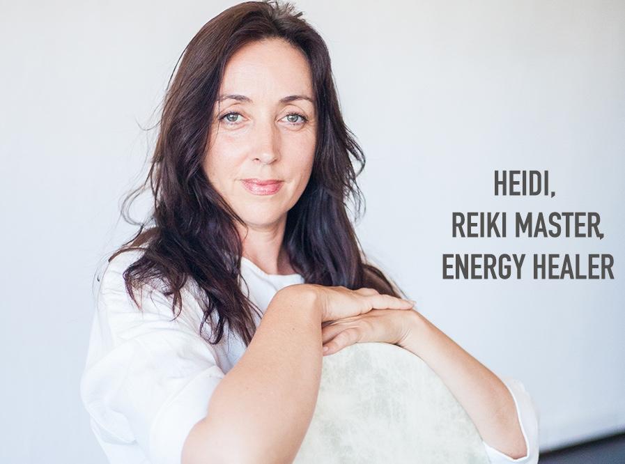 Heidi Reiki Master