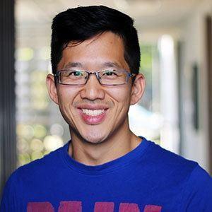 Matt Hsu, creator of foot pain fix
