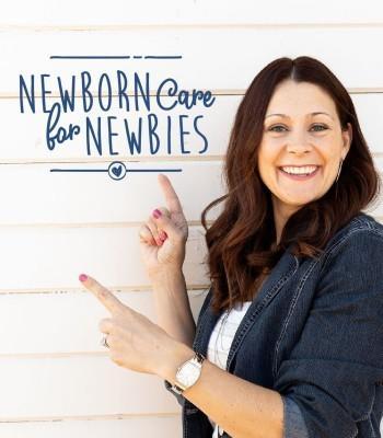 logo for Newborn Care for Newbies