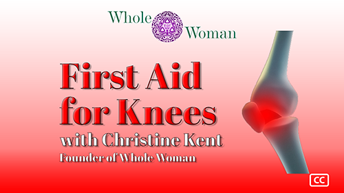 First Aid for Knees