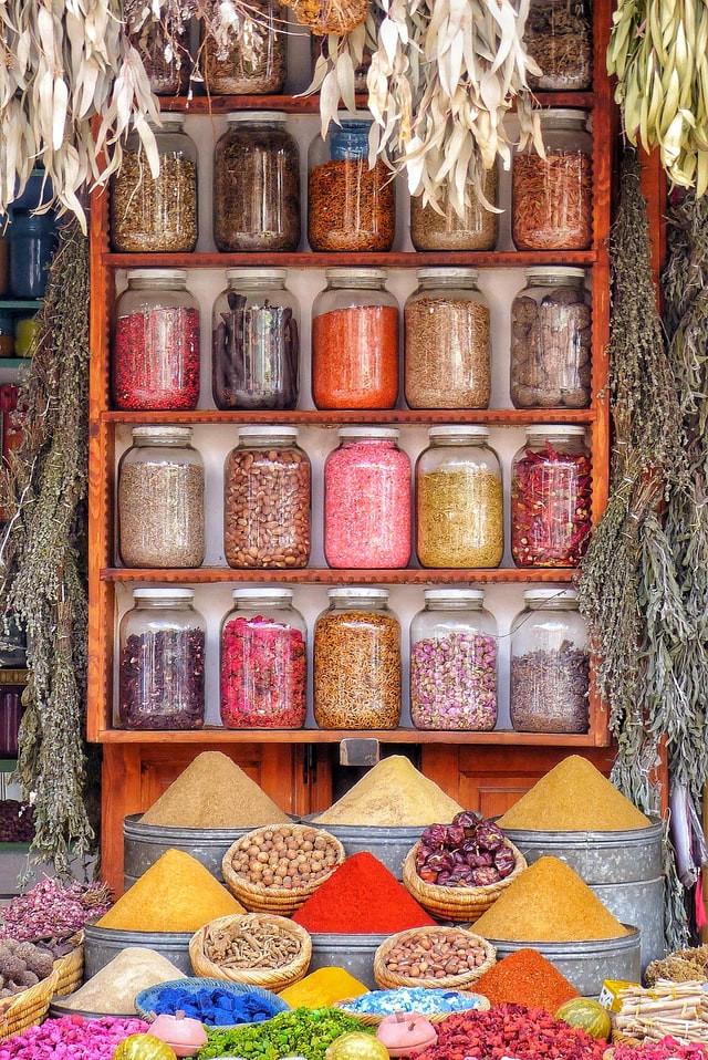 Einkaufsliste Ayurveda