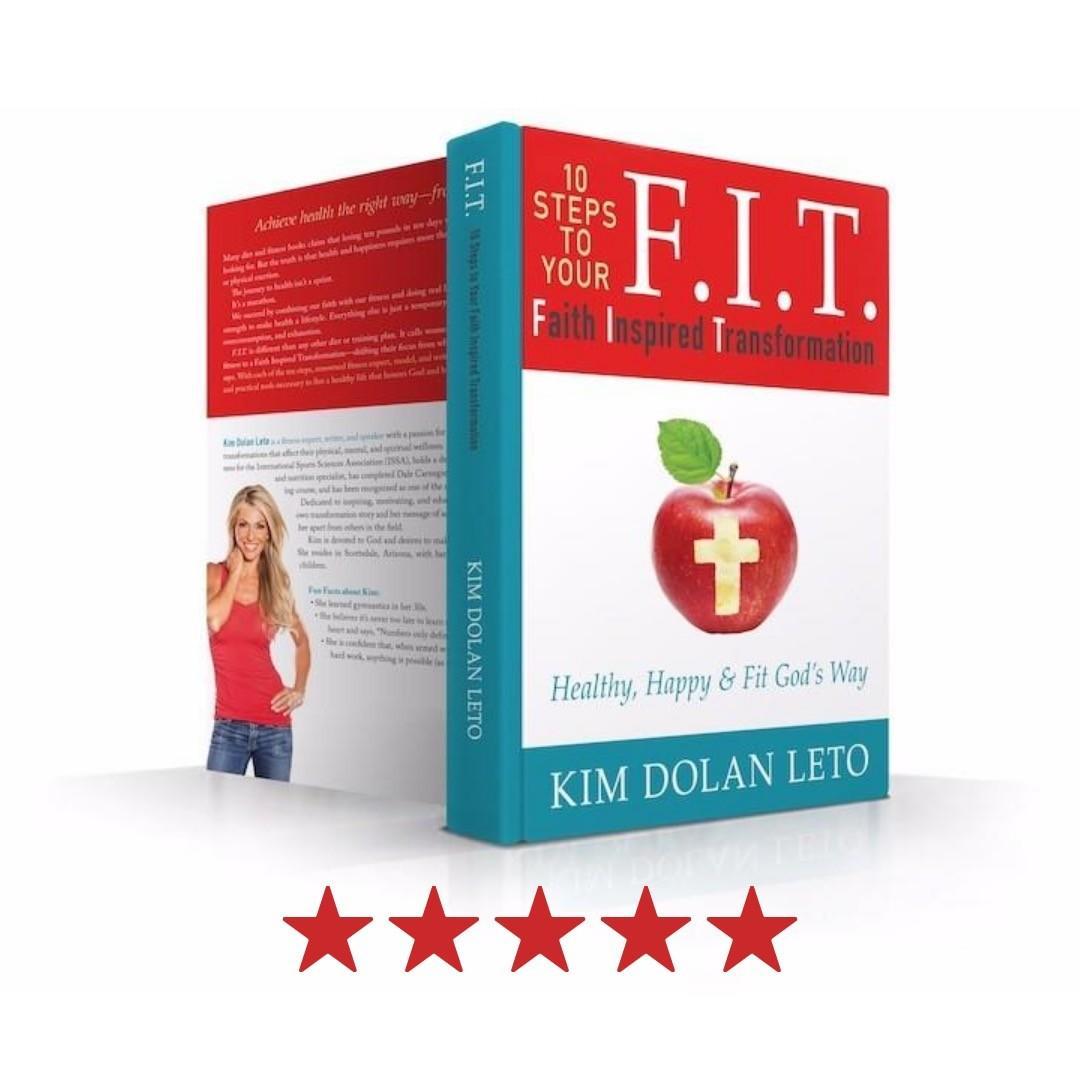 Kim Dolan Leto-Fit-Faith Inspired Transformation