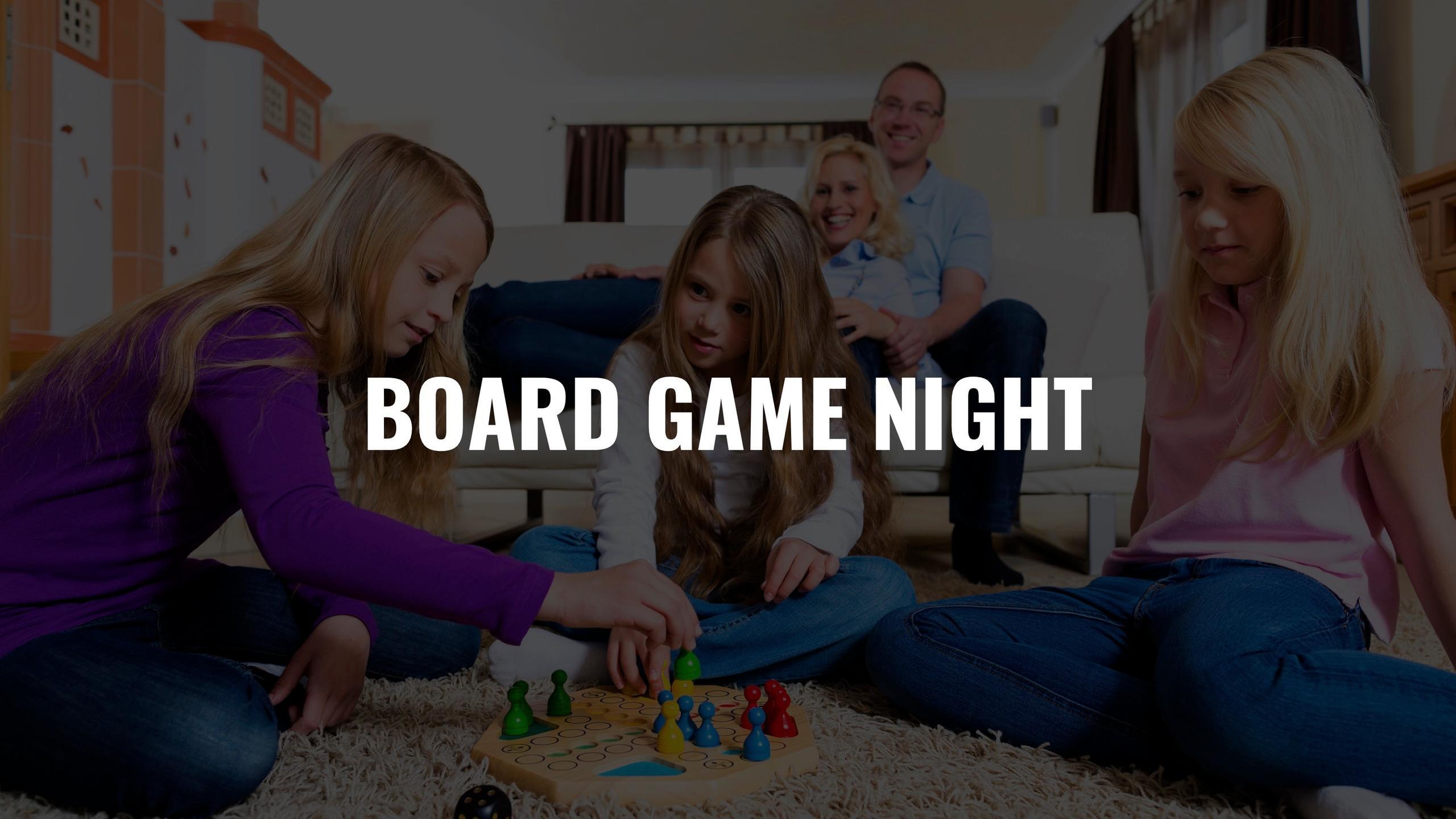 Board Game Night