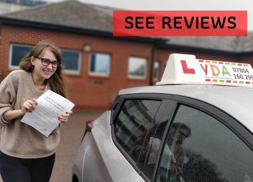 Driving School Reviews