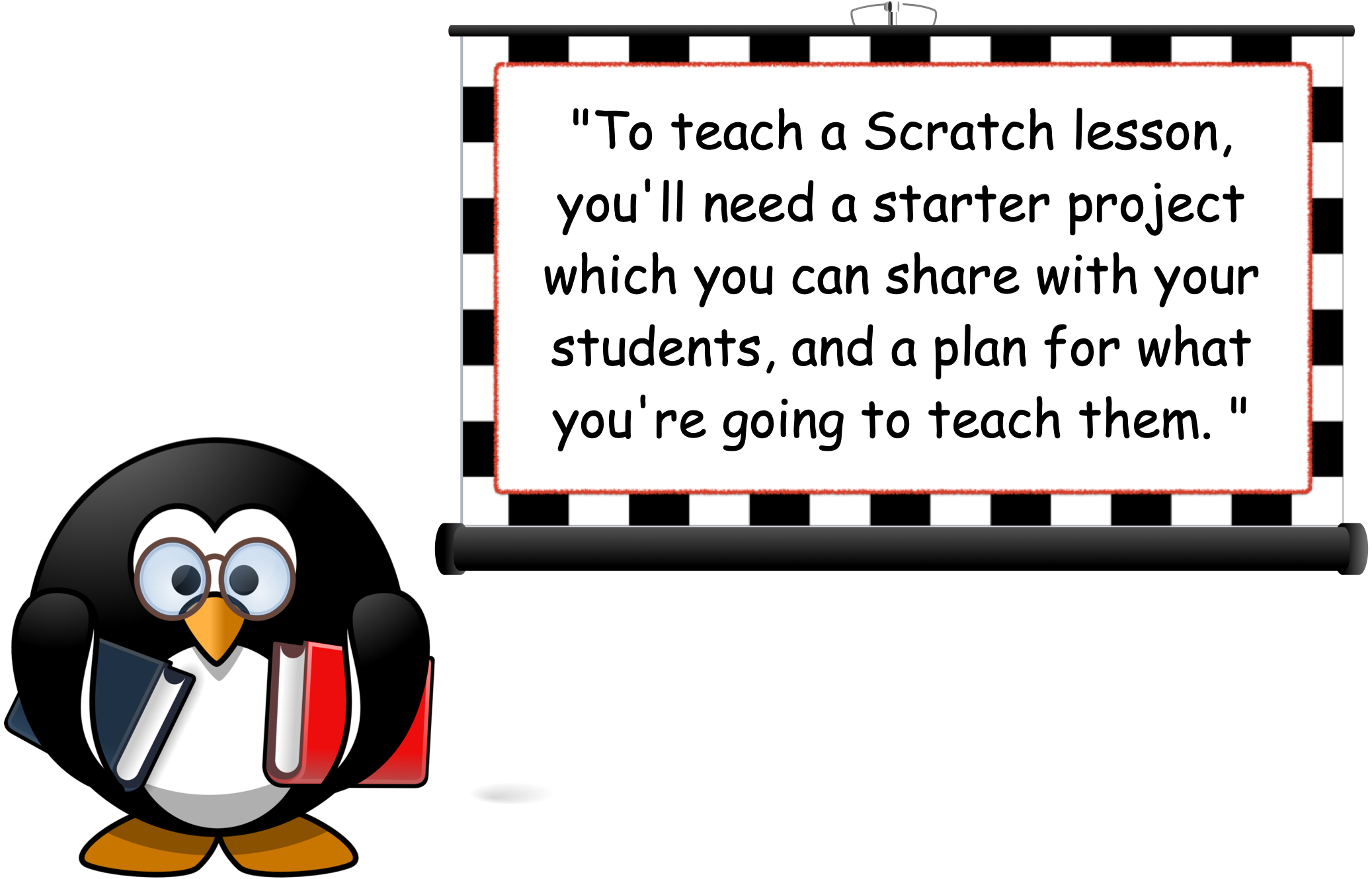 How to Get Your Students Started With Scratch
