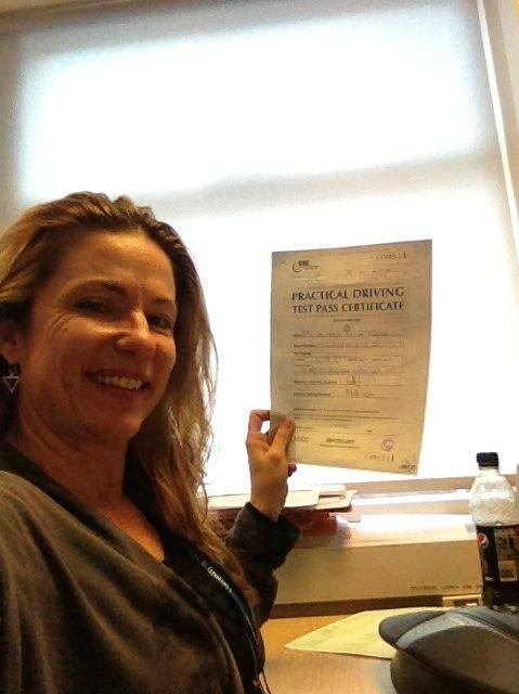 Driving Lessons Leicester - Heather Lowe