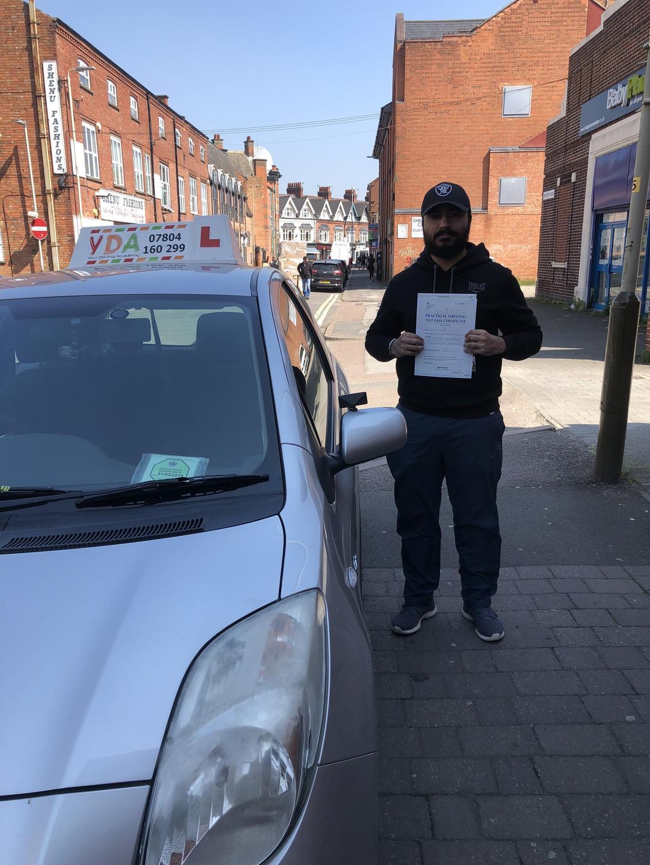 Driving Schools Leicester - Karanvir Kooner