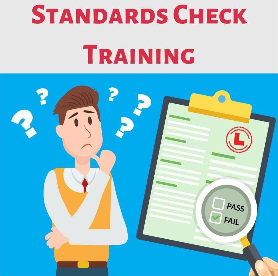Standards Check Training Leicester