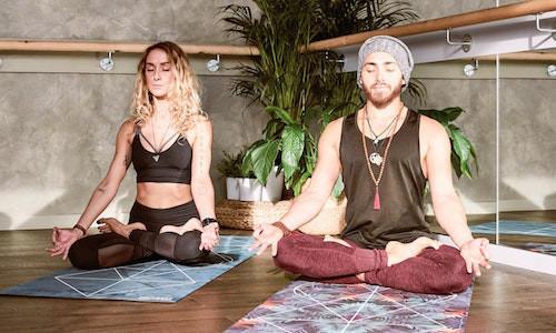 Balancing & relaxation
