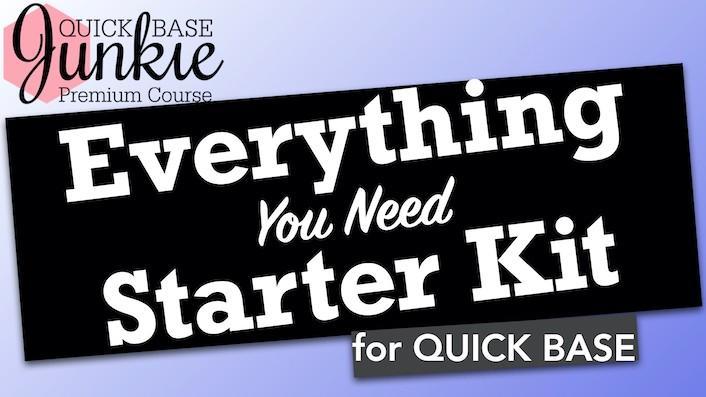 Everything You Need Starter Kit