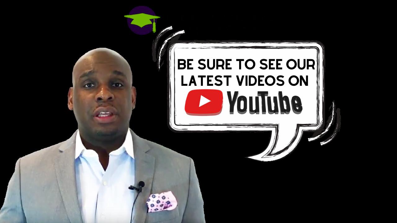YouTube Strategic Admissions Advice