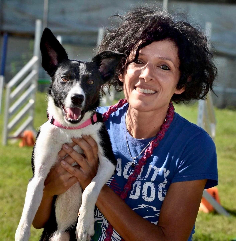 Angela Caso Osteopata Animale e Dog Fitness Trainer