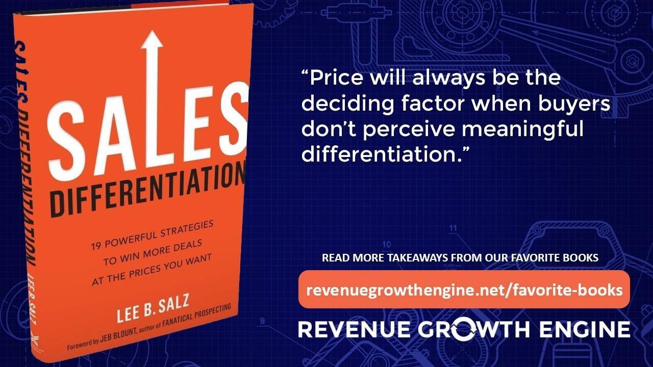 Sales Differentiation Lee Salz