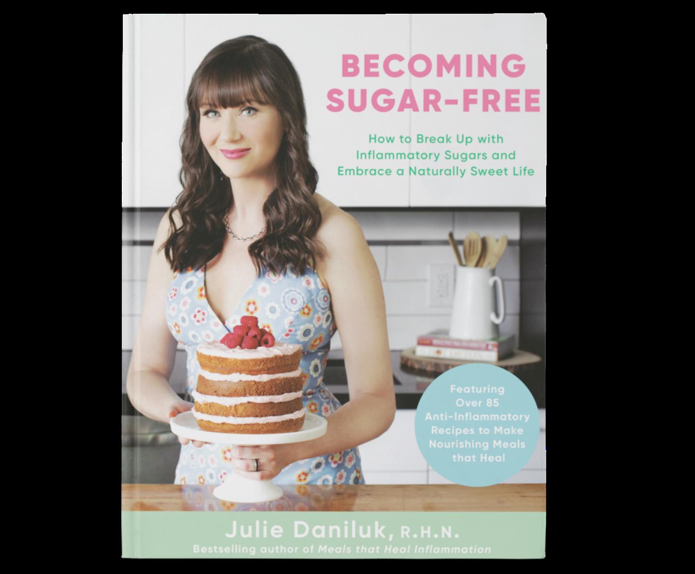 Becoming Sugar-Free Book