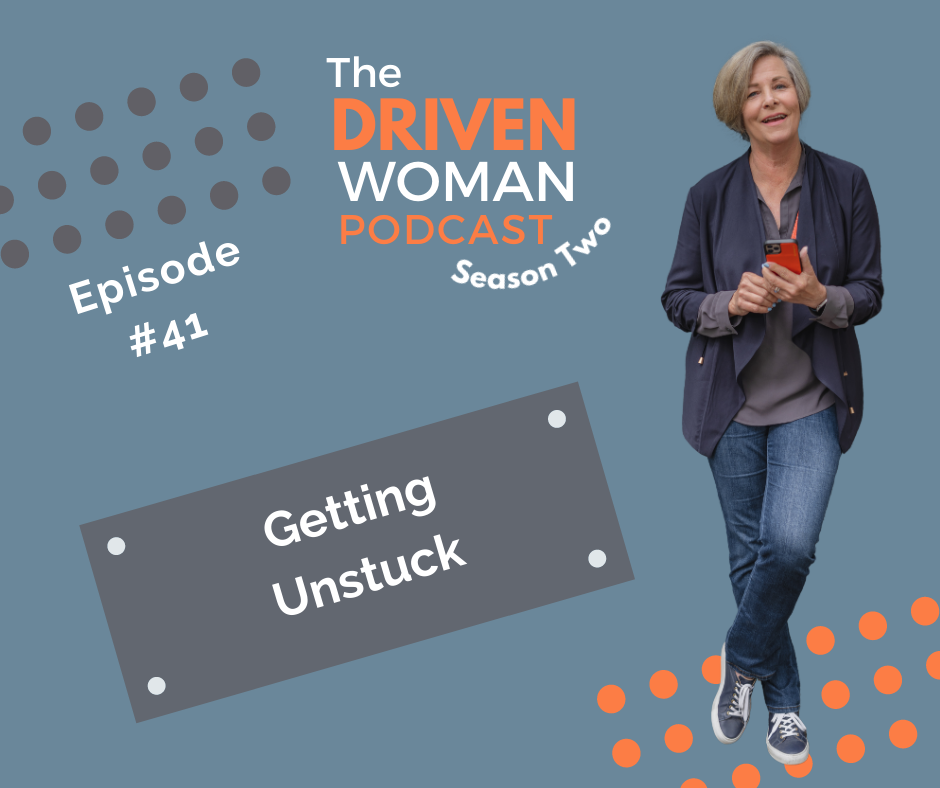 The Driven Woman Podcast