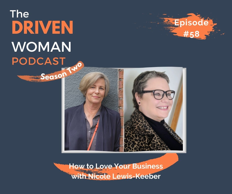 The Driven Woman Podcast Trailer