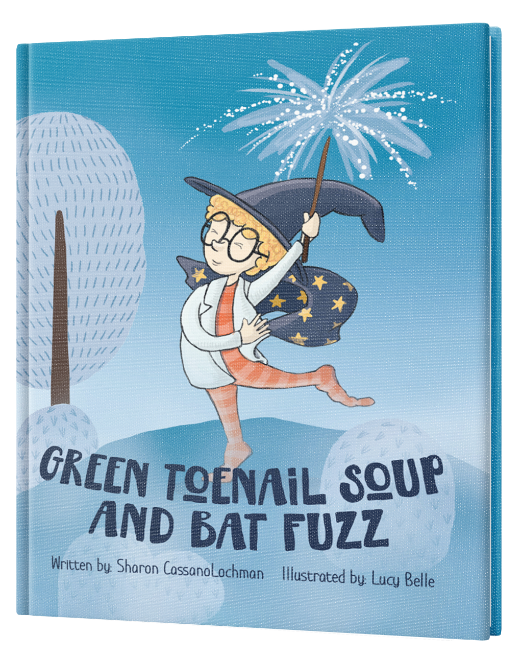 Green Toenail Soup and Bat Fuzz
